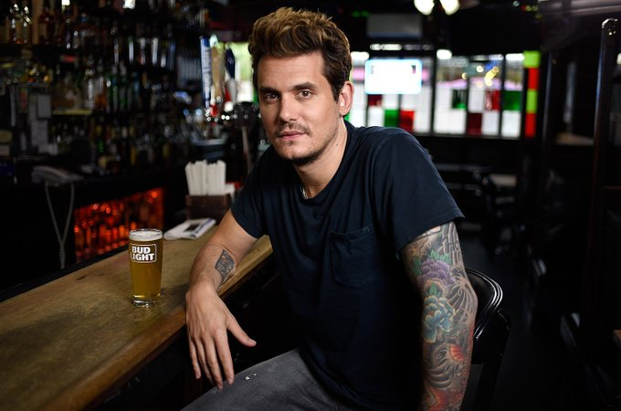 Happy Birthday \John Mayer\ Age: 40