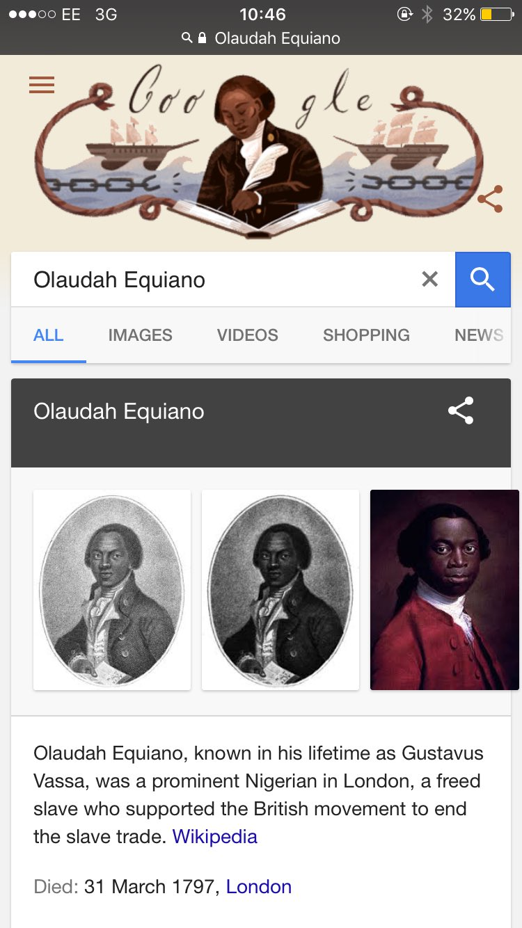 Hold tight google  coming through with the black history today on the header. https://t.co/55zwucF7oX