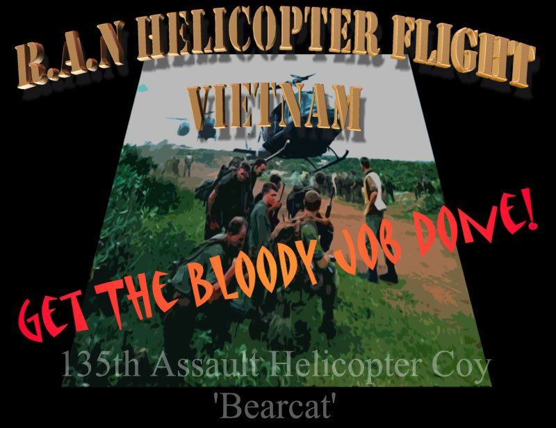 test Twitter Media - On This Day 1967 - An RAN Helicopter Flight Vietnam (RANHFV '67) joins the US Army's 135th Aviation Company at Vung Tau, https://t.co/YrwtJf1s0J