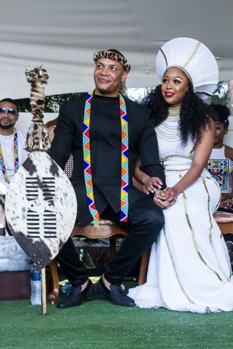 Minnie Dlamini and wedding planner fight over cash