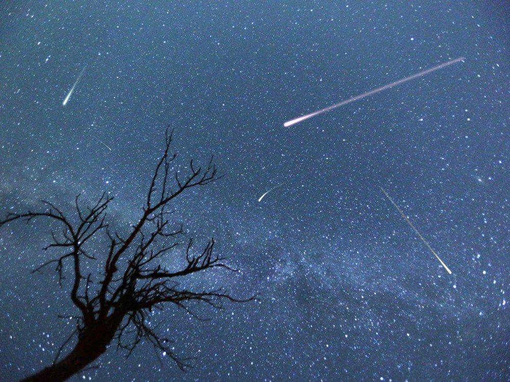 ¡Nueva lluvia de estrellas! Te contamos cómo ver la lluvia de estrellas Oriónidas#ciencia