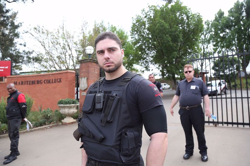 Heavy security at Maritzburg College after EFF tweet goes viral