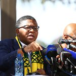 Mbalula's return to Hollywood arrests is a disaster