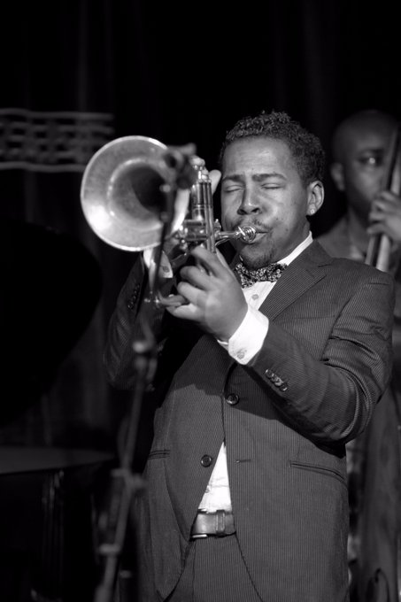Happy Birthday to one of the Greatest Trumpeters of All-Time, Mr Roy Hargrove