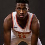 NBA. La fiche de Frank Ntilikina des New York Knicks