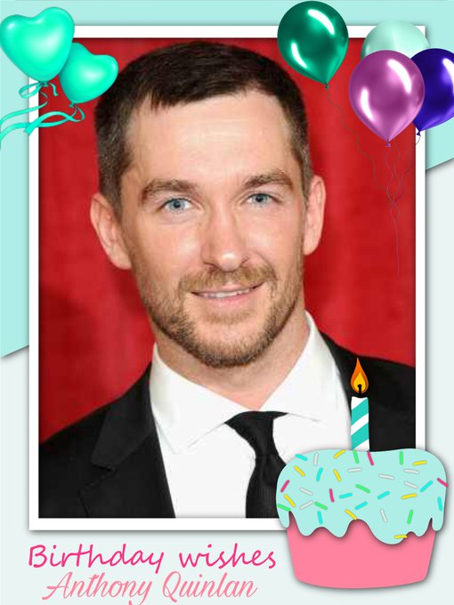 Happy Birthday to Anthony Quinlan, Peter Ashdown, Joe Dolan, Dave Hill, Suzanne Somers, Terry Griffiths