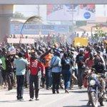 Punishing demo organisers illegal