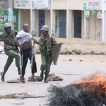 Kenyan police killed at least 33 people in Nairobi after elections - rights groups