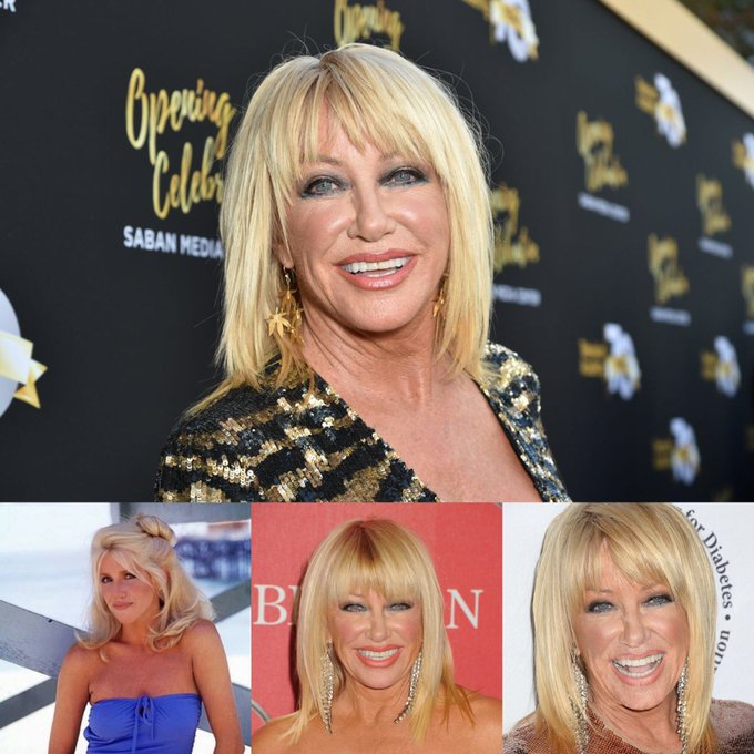 Happy 71 birthday to Suzanne Somers. Hope that she has a wonderful birthday.