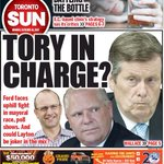 Ford faces tough fight against Tory: Poll