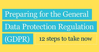 test Twitter Media - Here's some practical resources and advice to help you prepare for the new #GDPR legislation https://t.co/eXURhfuJmh https://t.co/hI6aNRvvVd