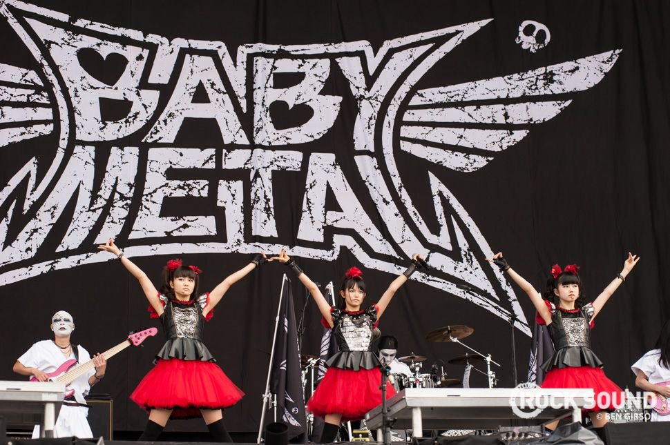 BABYMETAL have announced two very special shows. https;//t.co/qMj5yAfmfp https;//t.co/ZrSWVdmqhI