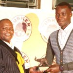 Courageous Tusker midfielder condemn Police brutality