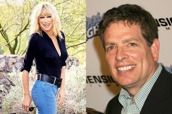 October 16: Happy Birthday Suzanne Somers and David Zucker