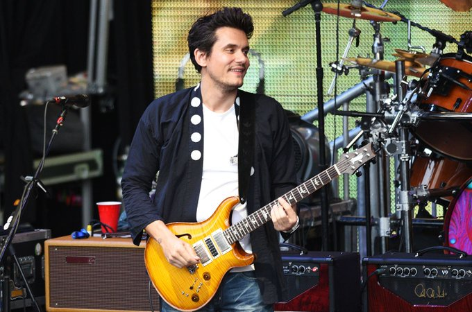 """No matter what I do, I\m going to earn it.\""- Happy Birthday John Mayer"