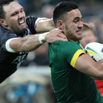Rugby League World Cup: England pose greatest threat to Australia, says Valentine Holmes