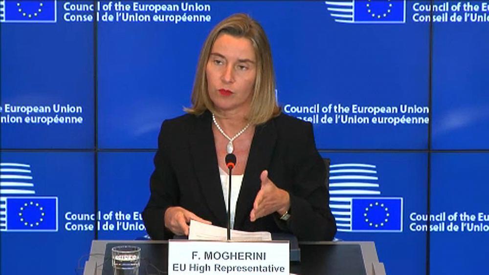 EU slaps new sanctions on North Korea