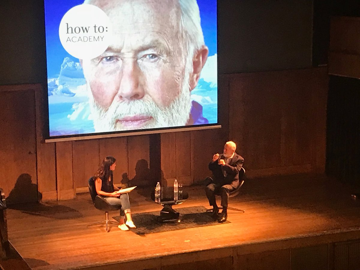 test Twitter Media - The incredible @ChrisBonington talking with @hannahmacin about the euphoria of climbing and the satisfaction of getting to the top. https://t.co/kVk0KX6vTI