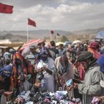 Wedding festival is boon for Moroccan village