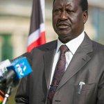 UK government denies using Raila to overthrow Uhuru