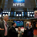 Wall Street hits fresh record on financial, tech gains