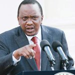 Head of State tells foreigners not to interfere in Kenya's internal affairs