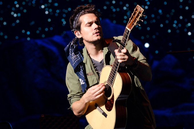 Happy Birthday to John Mayer. The Grammy winning singer-songwriter turns 40 years old today!