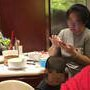 Mum lets son pee in bowl at Beijing restaurant, says they 'will wash it anyway'