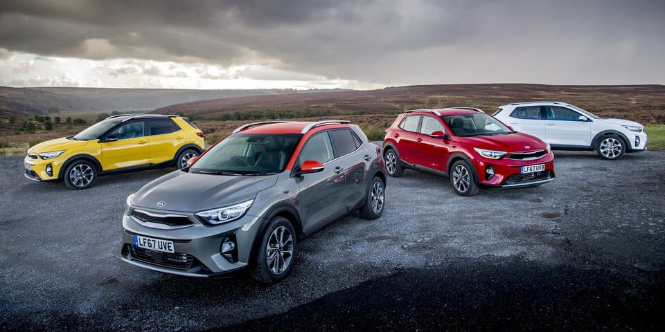 New Kia Stonic Arrives In The UK Priced From £16,295