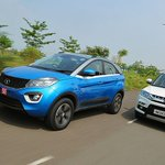 Tata Nexon Vs Maruti Suzuki Vitara Brezza: Diesel Subcompact SUV Review