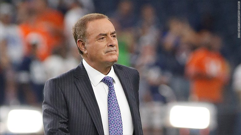 Al Michaels apologizes for Harvey Weinstein joke during 'Sunday Night Football'