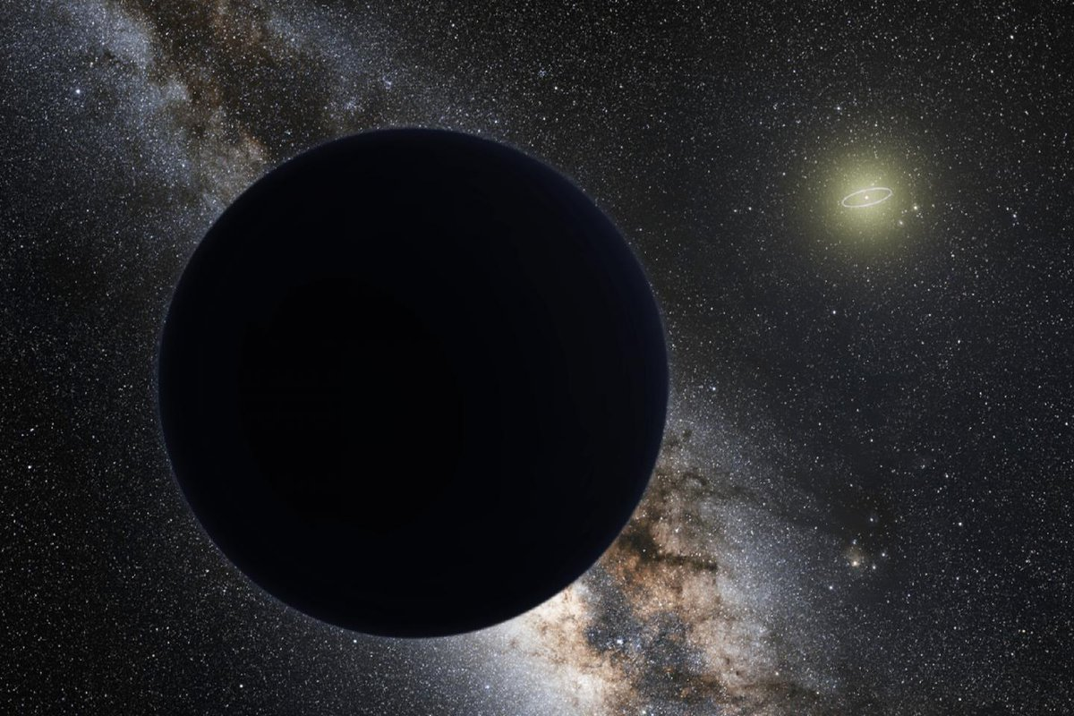 NASA hasn't confirmed the existence of Planet 9