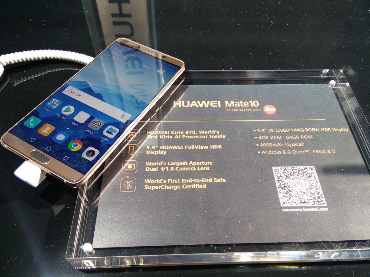 #HuaweiMate10