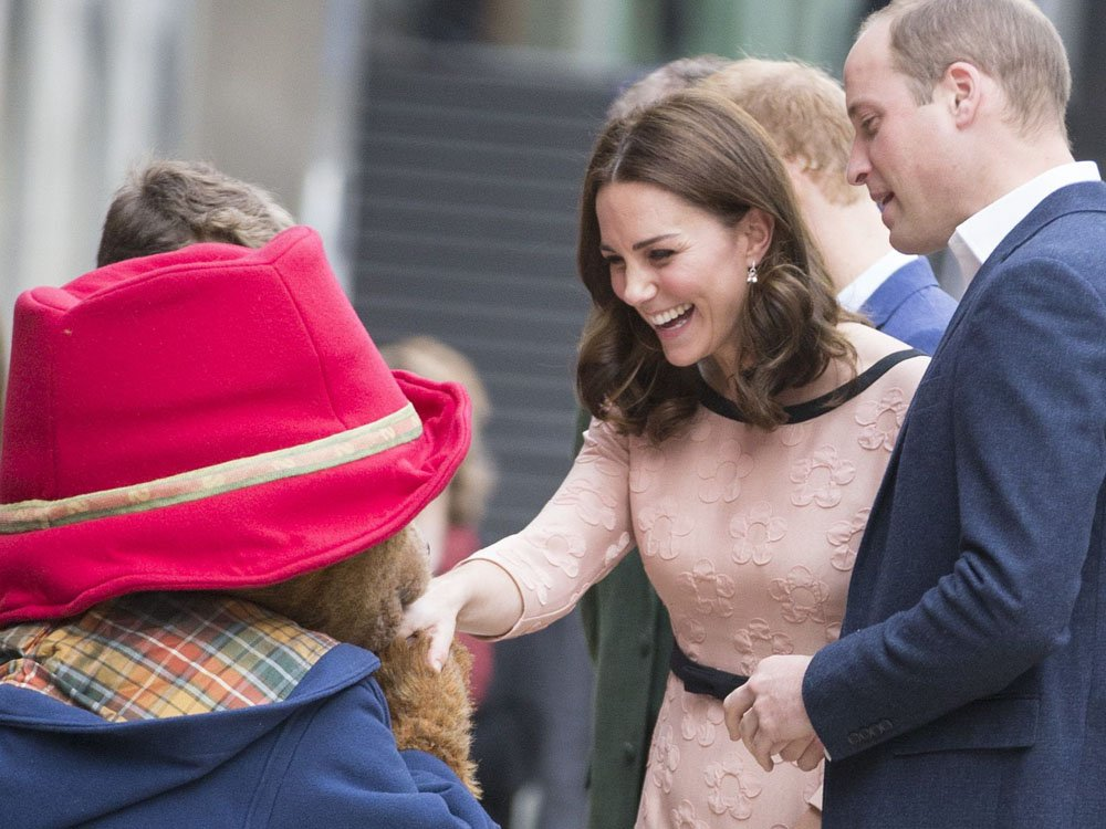 Kate Middleton Turns Heads At Paddington Station For One Big Reason