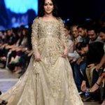 Pakistani designers stun with fantasy bridal fashion