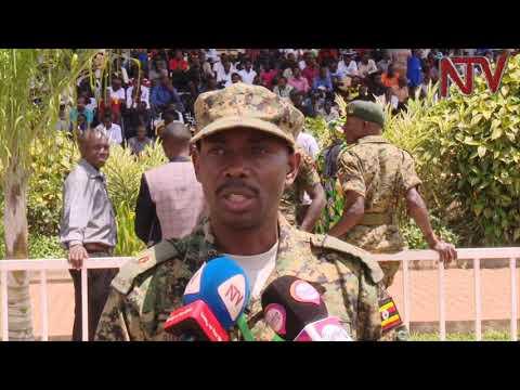 Thousands turn up for Kampala UPDF recruitment exercise