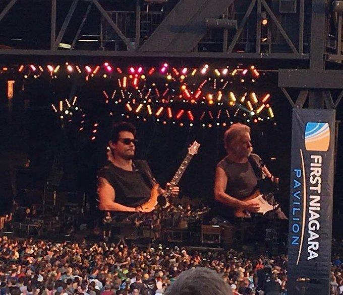 Happy birthday Bob Weir and John Mayer!!