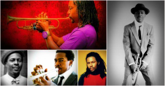 Happy Birthday to Roy Hargrove (born October 16, 1969)