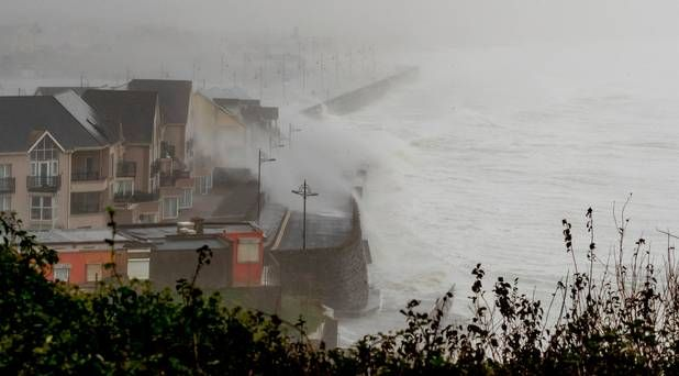 Storm Ophelia wreaks havoc: Three lives lost as weather phenomenon disrupts transport, water and electricity networks