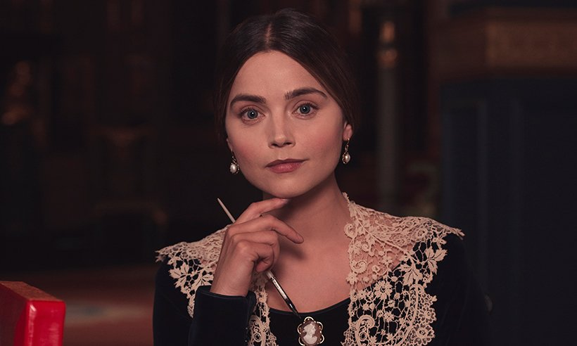 Who's excited for the Victoria Christmas special?