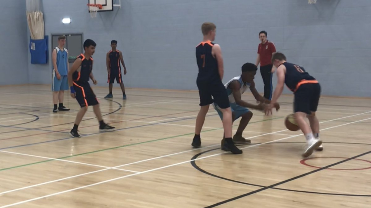 test Twitter Media - The year 11 basketball team won again in the playoff semi final against Derby High School. #playoff final #Thursday. https://t.co/rB2zc8rCqP