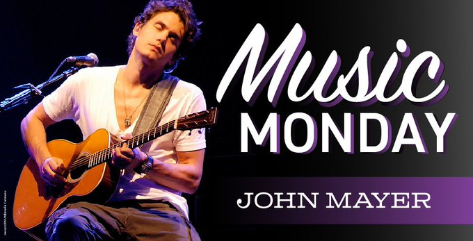 Music Monday: Happy Birthday, John Mayer!