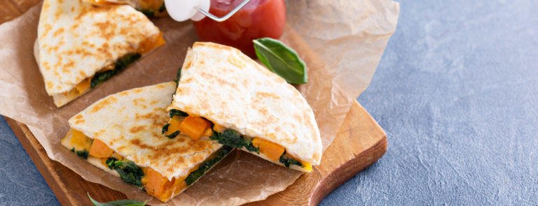 You asked, we answered! Sweet potato quesadillas it is for #WorldFoodDay! https://t.co/ARDkrCE8Q6 https://t.co/fpOt8VCCtX