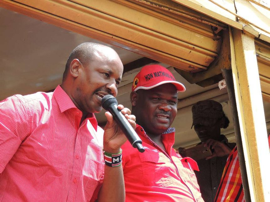 Sign Form 24A and quit race, JP leaders tell Raila