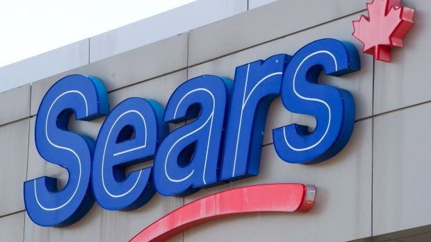 Sears Canada executive chairman steps down, liquidation expected to start Oct. 19