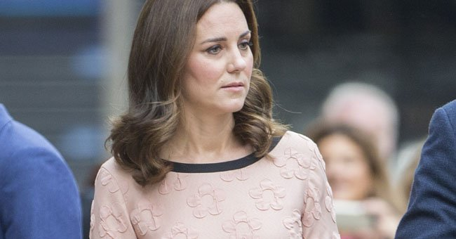 Did you spot something different about Kate Middleton's appearance today?