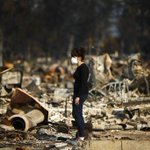 Better weather gives leg up to crews on California wildfires