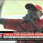 Kiambu MPs disown Kabogo on dialogue call
