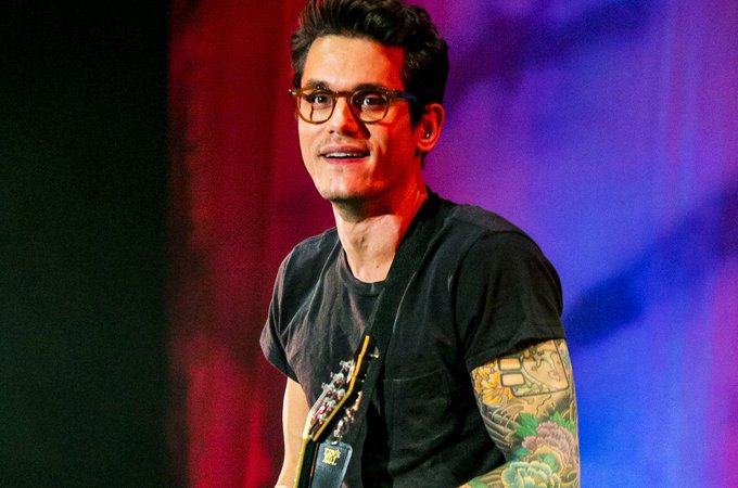 So that \new\ guy, John Mayer, turns 40 today... Happy Birthday!