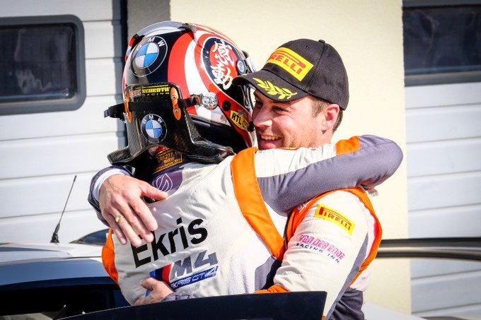 Ekris Motorsport sluit seizoen af op het podium https://t.co/pdexX06N8A https://t.co/ImQtTl6rsN
